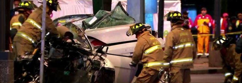 Gobierno CDMX divulga peritajes del accidente en Reforma