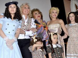 Entérate quién rechazó participar en la bioserie de Silvia Pinal