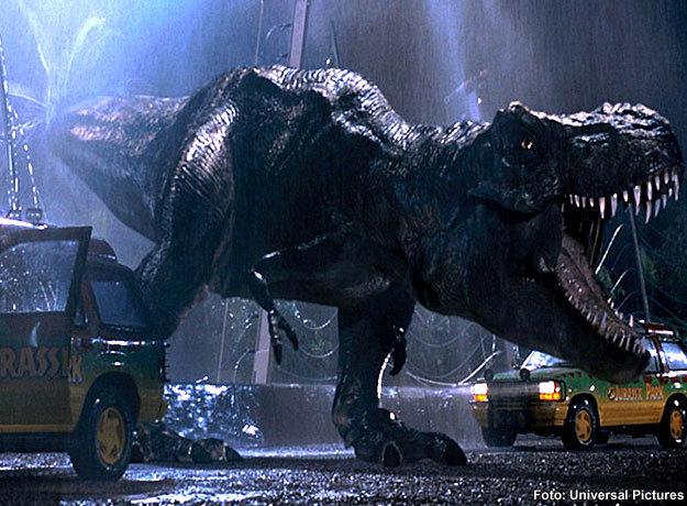 La Tiranosaurio Rex que apareció en Parque Jurásico regresará en Jurassic World 2