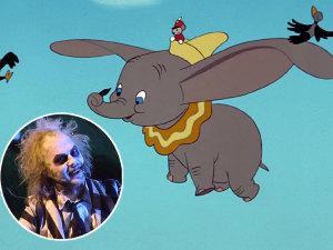 ¡OMG! Elenco de 'Beetlejuice' se reuniría en nueva versión de 'Dumbo'
