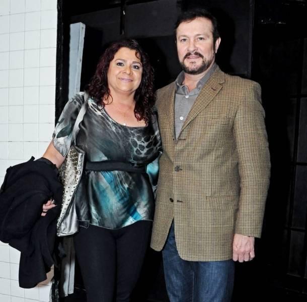 Arturo Peniche y su esposa fueron asaltados en su casa
