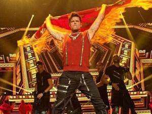 Ricky Martin inicia residencia de conciertos en Las Vegas con impactante show
