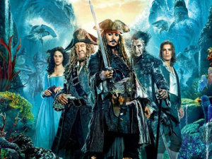 Jack Sparrow impacta con nuevos pósters de Piratas del Caribe (FOTOS)