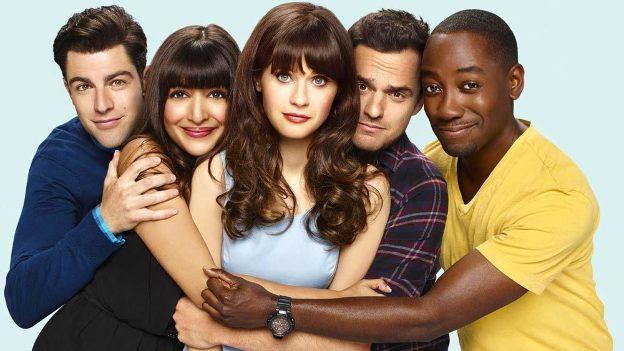 Protagonistas de 'New Girl'... ¡ya no se soportan!