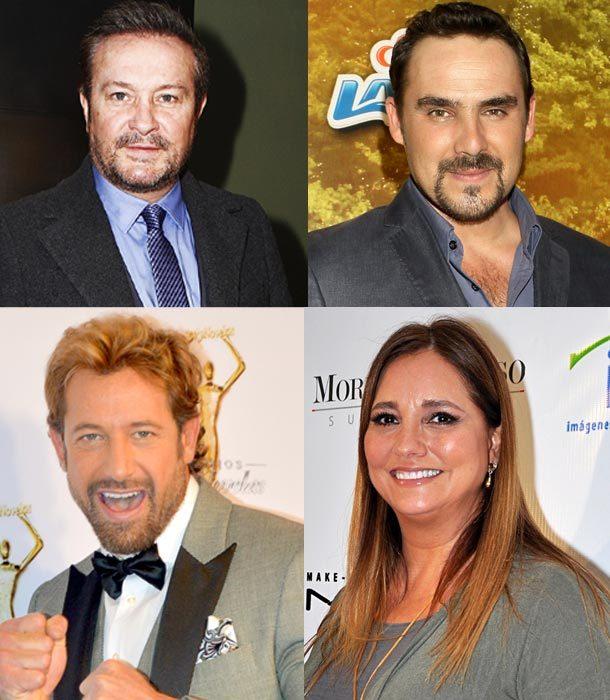 Estos actores serán parte de la serie de Silvia Pinal
