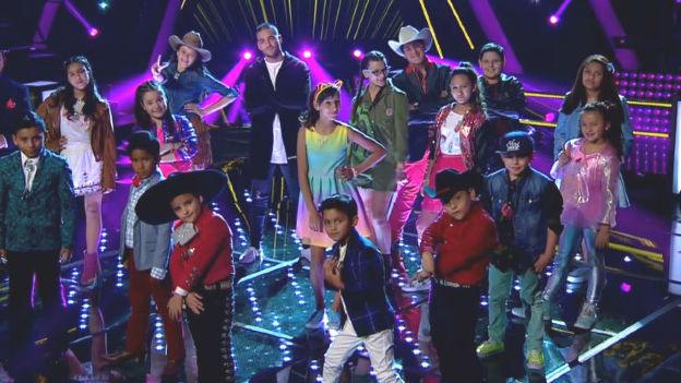 ¡Terminan Las Audiciones en La Voz Kids!