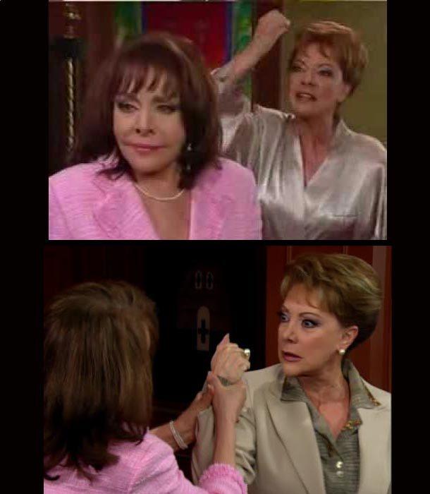 Margarita Isabel en la telenovela