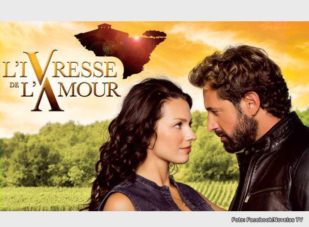 La telenovela Vino el Amor se estrena en Francia el 12 de abril