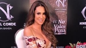 Ninel Conde será una mamá luchona en Tierras Salvajes (VIDEO)