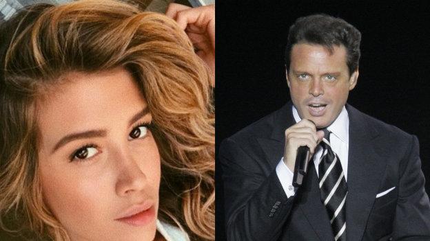 Michelle Salas sufre por los problemas legales de Luis Miguel