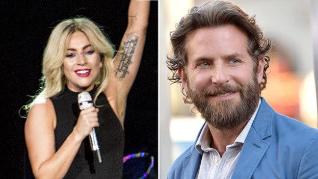 ¿Ya viste el beso apasionado entre Laddy Gaga y Bradley Cooper?
