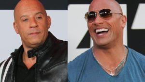 ¡La verdad! Dwayne Johnson habla de su pelea con Vin Diesel