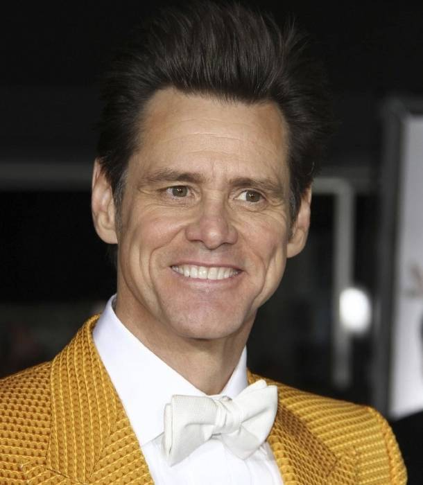 ¿Pero qué le pasó a Jim Carrey?
