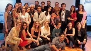 ¡Comienzan las grabaciones de la telenovela Mi Marido Tiene Familia! (FOTOS)