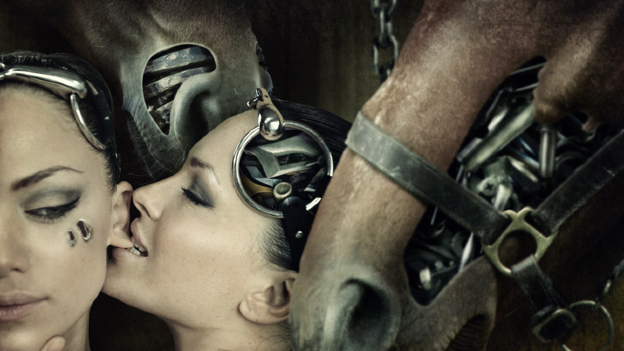 Robot sexual a la medida ¿Cómo será el sexo del futuro?