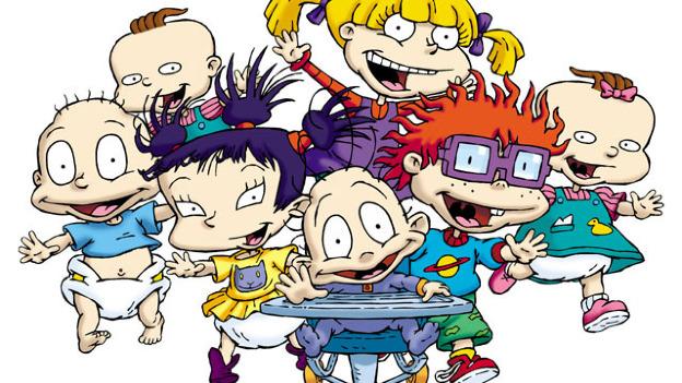 TEST: ¿Recuerdas los nombres de estos personajes de series animadas de los noventa?