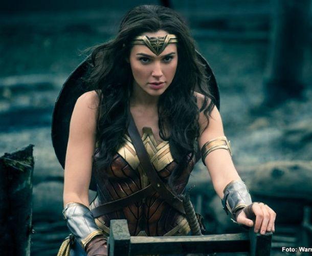 'Mujer Maravilla' es la película más tuiteada de 2017