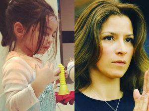 ¡Alessandra Rosaldo sorprende con video de la bella Aitana!
