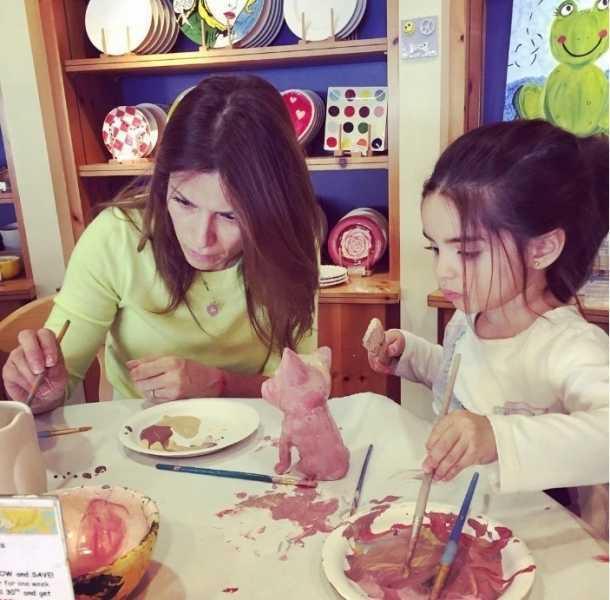 Alessandra Rosaldo mostró lo talentosa que es su hija Aitana