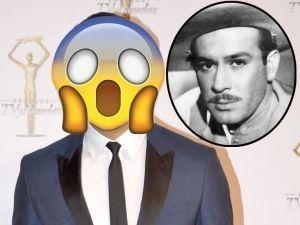 ¡Increíble! Este famoso actor rechaza interpretar a Pedro Infante en nueva serie