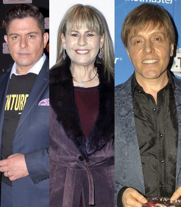 Ernesto Laguardia, Mario Iván Martínez y Leticia Perdigón aparecerán en bioserie Silvia Pinal