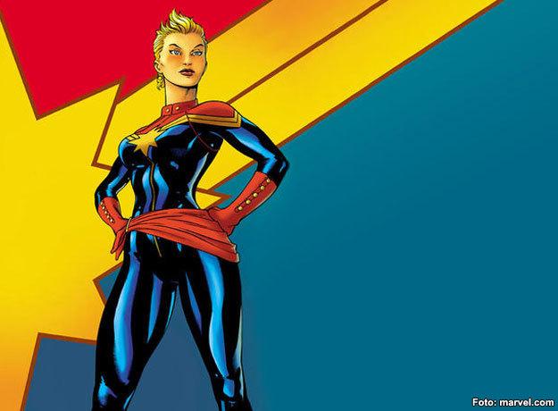 El traje de Capitana Marvel sufrirá algunos cambios
