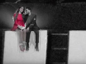 ¡OMG! ¡Captan a Lana del Rey derramando miel con The Weeknd!
