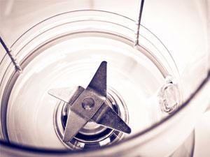 Cómo limpiar la licuadora: el vaso y motor