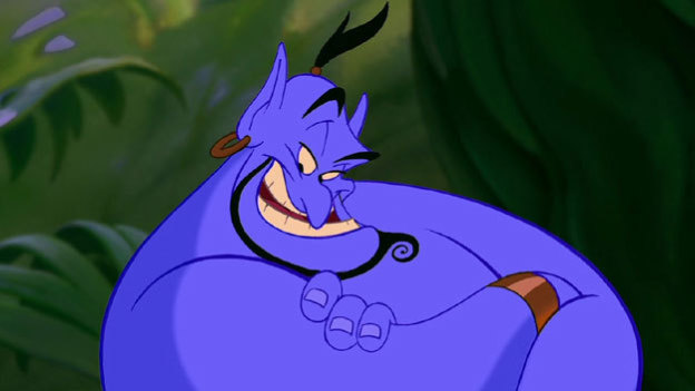 Disney querría a este actor como 'Genio' en nueva versión de 'Aladdín'