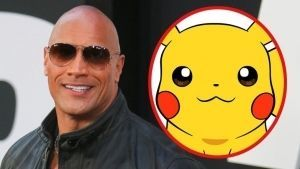 ¡Qué ternura! Dwayne Johnson se disfraza de Pikachu para su hija (VIDEO)