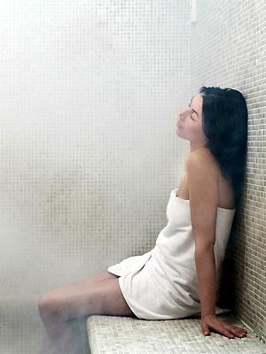 ¿El vapor sirve para bajar de peso y eliminar toxinas?