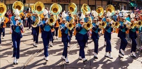 Barrio Francés en Nueva Orleans: una fusión de música y sabores