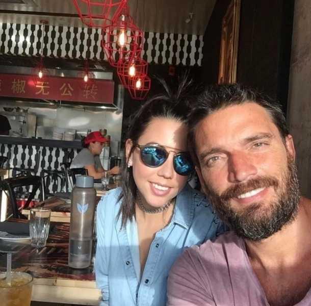 La hija de Julián Gil lo defendió tras las declaraciones de Marjorie de Sousa