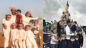 FOTOS Inés Gómez Mont hijos familia cuerpo vacaciones fotos Instagram espectáculos