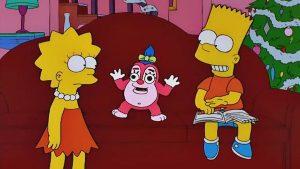 Simpson profecia fonzo juguete cumple animadas escandalo espectaculos