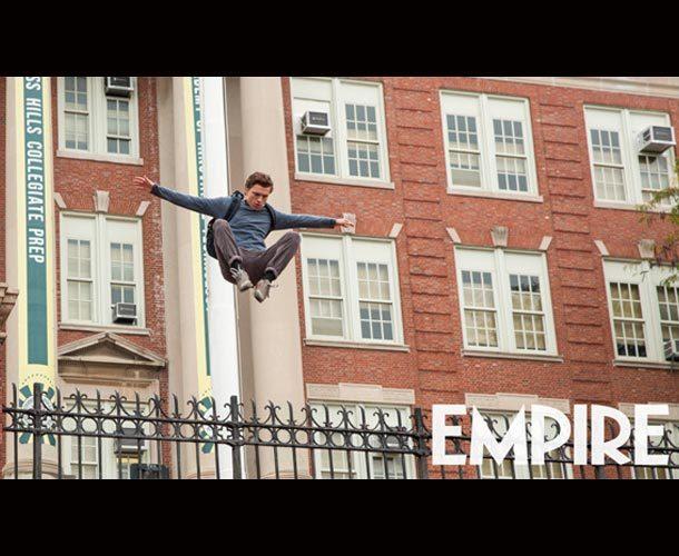 'Peter Parker' protagoniza la nueva imagen de 'Spider-Man: Homecoming'