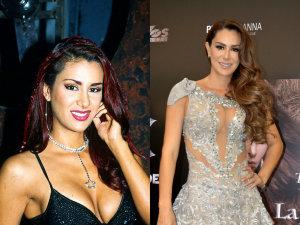 ¡Retro! Antes y Después de... la sensual Ninel Conde (FOTOS)