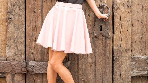 Cuáles son los diferentes tipos de faldas que hay