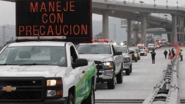 Refuerzan seguridad en aeropuertos y carreteras
