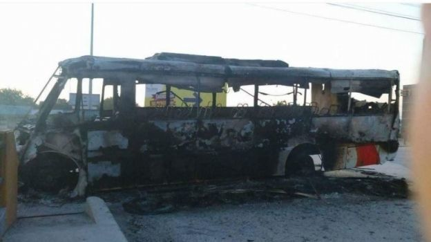 Fuerzas federales vigilan Reynosa tras enfrentamientos del sábado