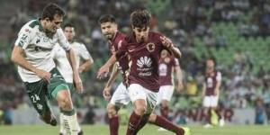 Santos vence 2-1 a América