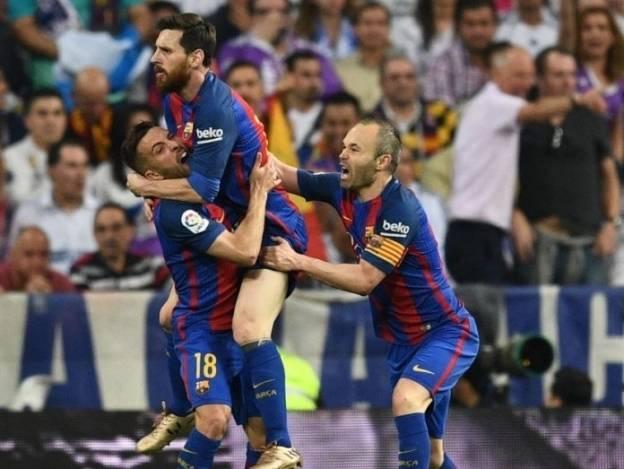 ¡Messi hace líder al Barcelona!