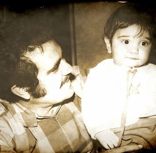 Alejandro Fernández mostró su talento para la música desde muy pequeño