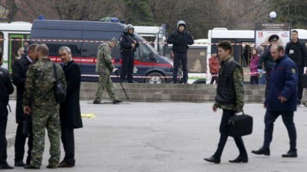 Granada mata a un niño y hiere a tres más en una escuela en Rusia