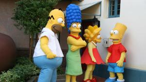�Los Simpson te dicen los 14 mejores momentos god�n que has vivido!