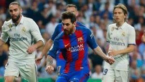 Disfruta las mejores imágenes del Clásico entre el Real Madrid y el Barcelona en la jornada 33 de la Liga de España