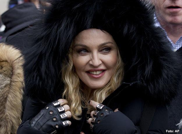 Madonna respondió furiosa ante la noticia de la filmación una película de su vida
