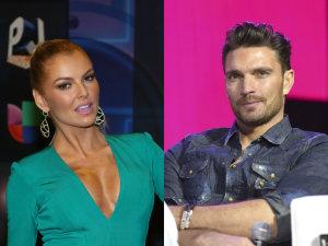 ¡Atacada! Ex parejas de Julián Gil le responden a Marjorie de Sousa