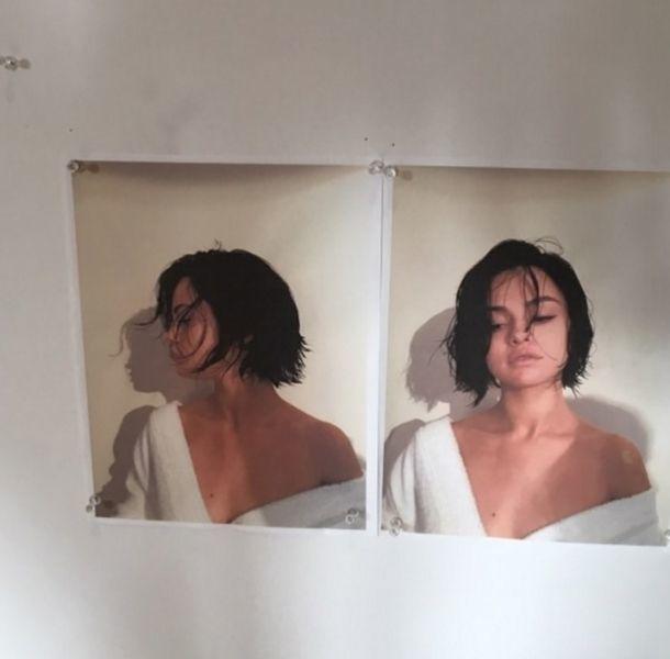 Selena Gomez se cortó el cabello y luce irreconocible