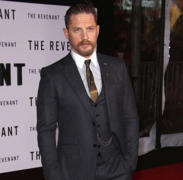 Tom Hardy detuvo a un delincuente en Londres